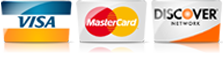 For AC in West Hartford CT, we accept most major credit cards.