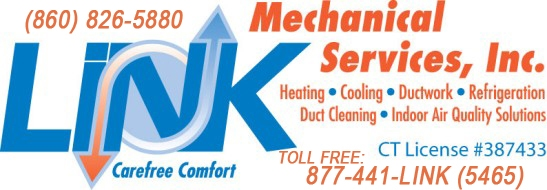 Call Link Mechanical Services, Inc. for reliable Furnace repair in West Hartford CT